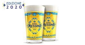 Birra Messina ti regala i bicchieri ispirati al Barocco Siciliano edizione 2020