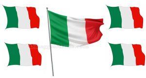 bandiere Italia