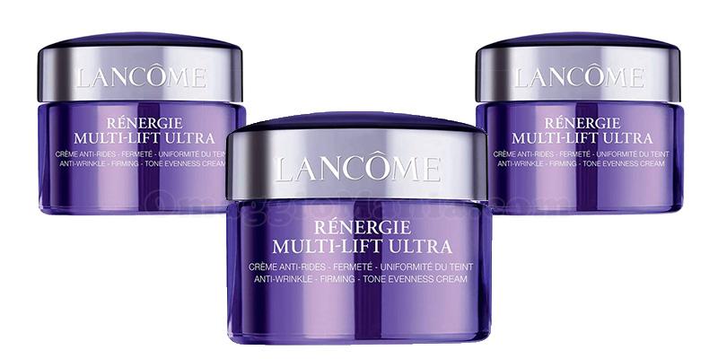 campioni omaggio Lancome Rénergie Multi-lift Ultra