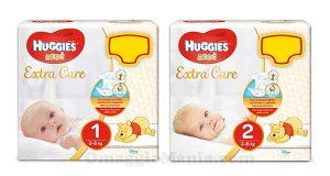 pannolini Huggies Extra Care Bebè