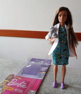 Barbie Carriera di Sabry77 con Lenor