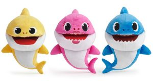 cubi musicali Baby Shark