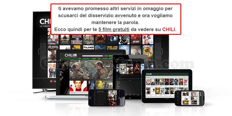 A Casa con Coop 5 film gratuiti su Chili