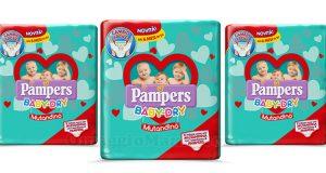 Pampers Mutandino Baby Dry