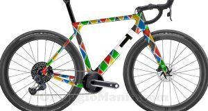 bicicletta 3T Cycling Exploro Arlecchino