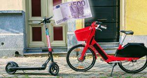 bonus mobilità biciclette e monopattini elettrici