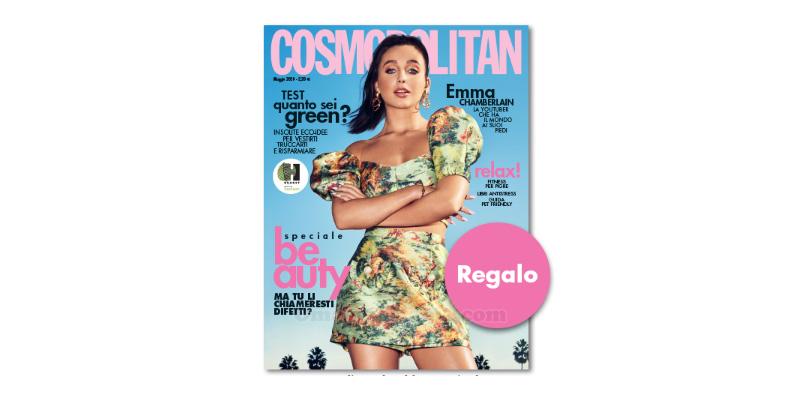 coupon omaggio Cosmopolitan 5 2020
