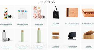 raccolta punti Waterdrop