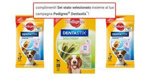 selezione tester Pedigree Dentastix con The Insiders