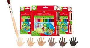 set matite Faber-Castell Children of the World