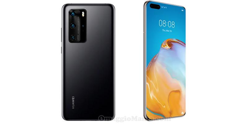 smartphone Huawei P40 Pro