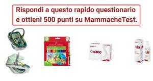 500 punti Mamma Che Test