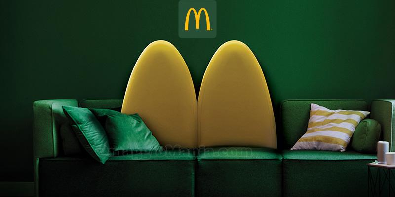 Con McDonald's ti gusti il cinema a casa tua