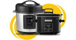Crock-Pot slower cooker e Crock-Pot Express Multi-Cooker