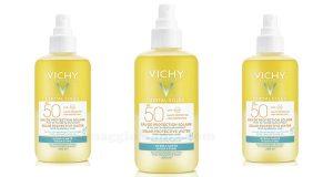 acqua solare protettiva Vichy Capital Soleil SPF50