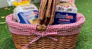 cestino picnic Morato Pane#UnconventionalPicnic