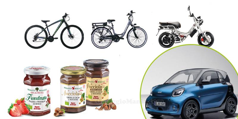 concorso Rigoni di Asiago Mangia sano, muoviti sostenibile, aiuta il pianeta