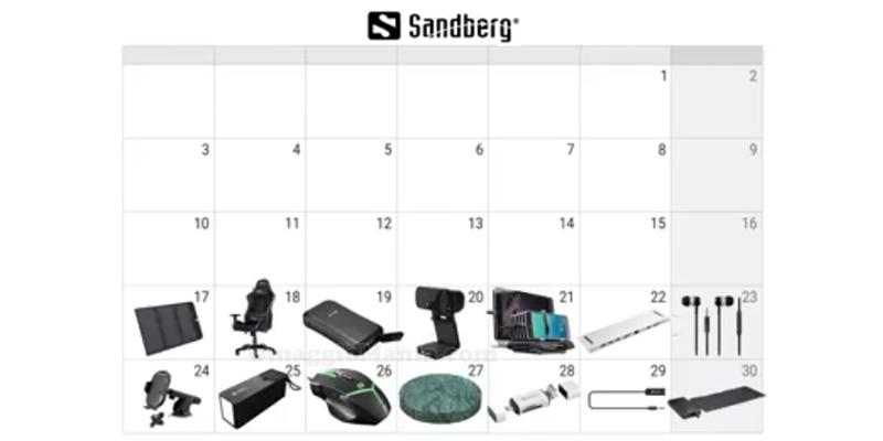 concorso estivo Sandberg 2020