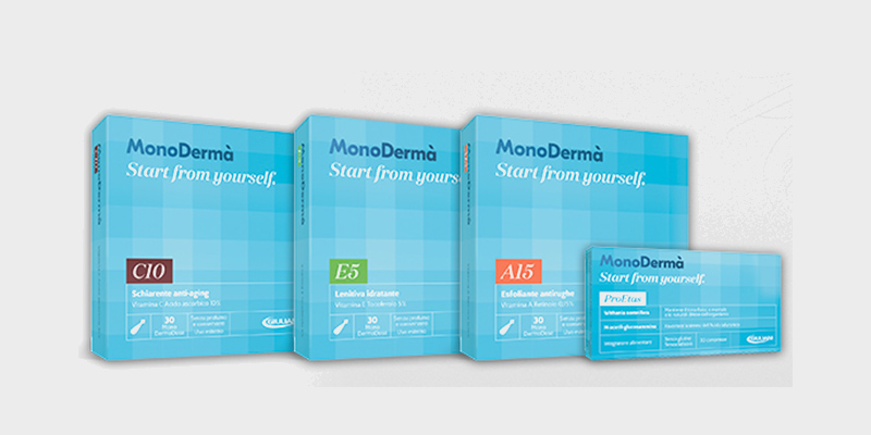 integratori MonoDermà Giuliani Pharma