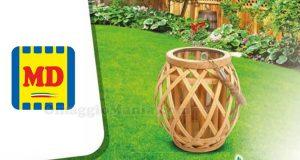 lanterna in bamboo da MD