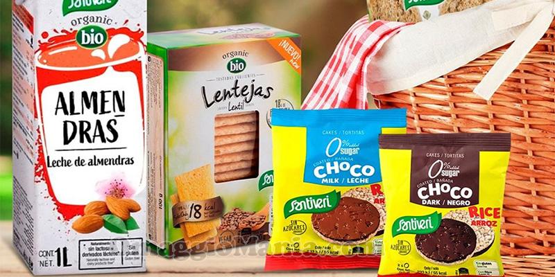 pacco regalo picnic Santiveri