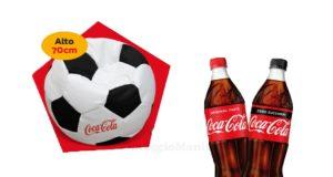 vinci pouf Coca-Cola con Decò