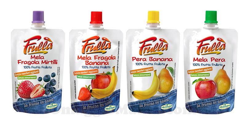 Frullà Frutta Frullata