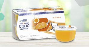 Nestlé Resource Aqua+ acqua gelificata