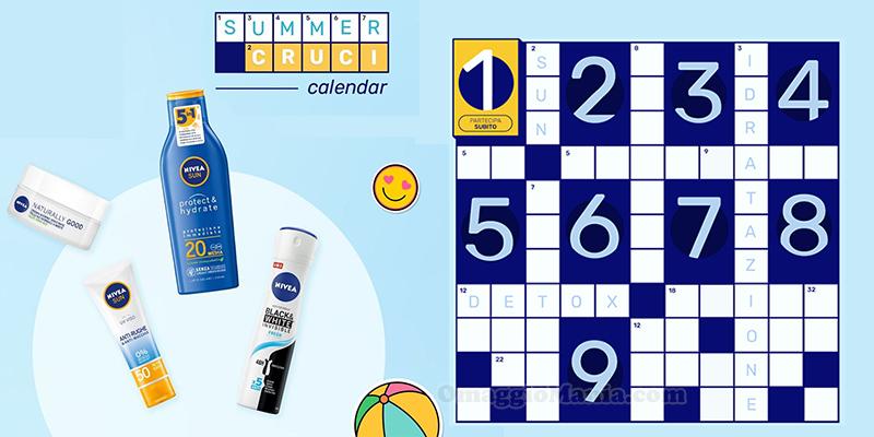Nivea Summer Cruci-Calendar 2020
