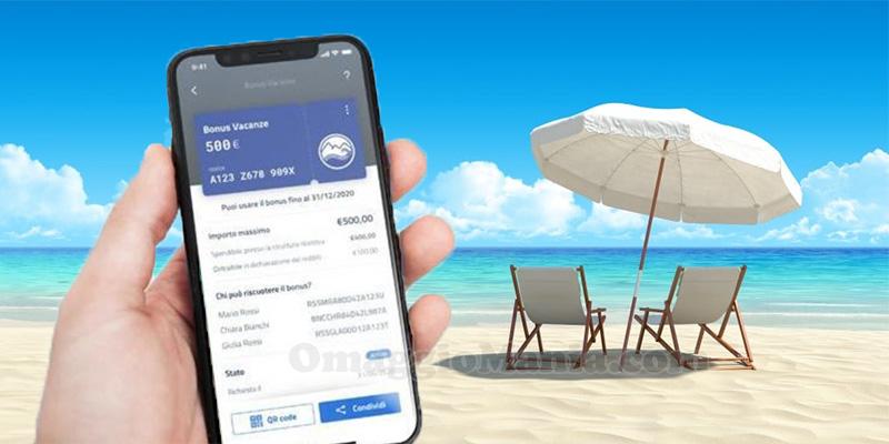 bonus vacanze 500 euro