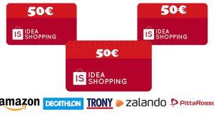 buoni Idea Shopping 50 euro