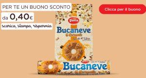 buono sconto Bucaneve Doria 6 cereali