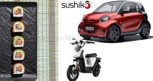 concorso Be Smart, Eat Sushiko... and win a Smart