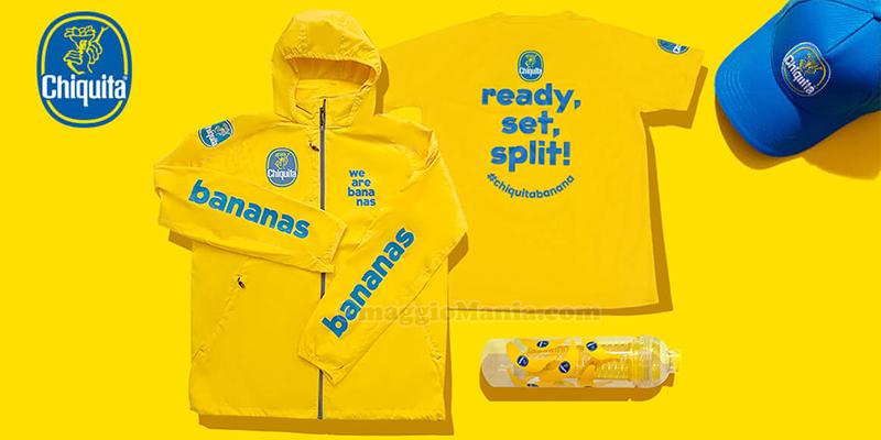 concorso Chiquita Bollini Fitness 2020