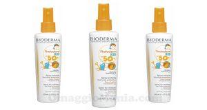 spray solare Bioderma Photoderm Kid Spray
