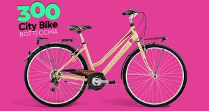 vinci 300 biciclette Bottecchia con Gallerie Bennet