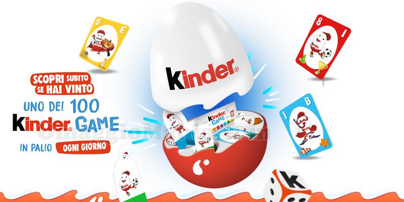 Kinder Game 2020