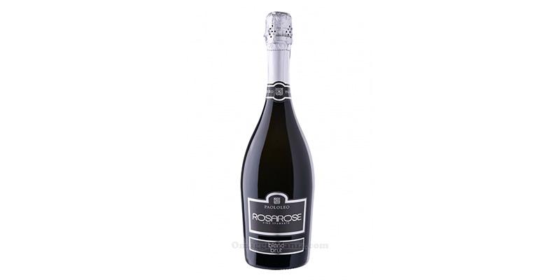bottiglia di RosaRose Negramaro Brut di Paolo Leo