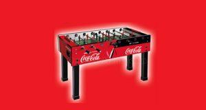 calcio balilla Coca Cola