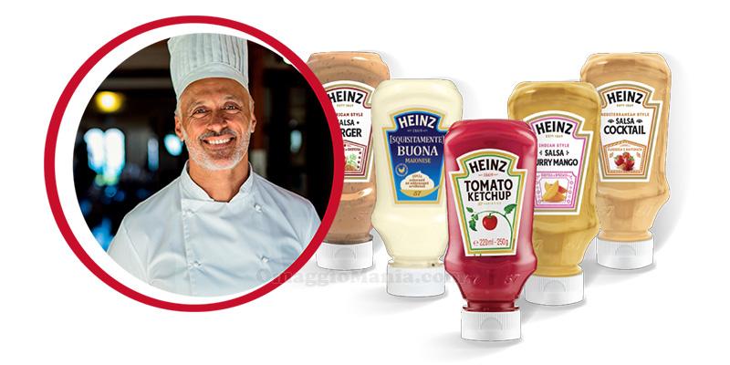 concorso Heinz As you like eat - vinci una cena con chef