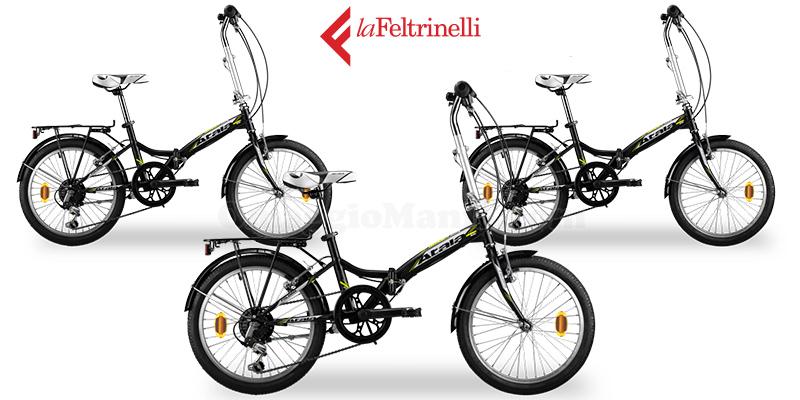 concorso La Feltrinelli Storie a due ruote