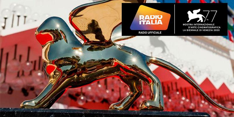 concorso Radio Italia Vinci il red carpet della Mostra del Cinema di Venezia