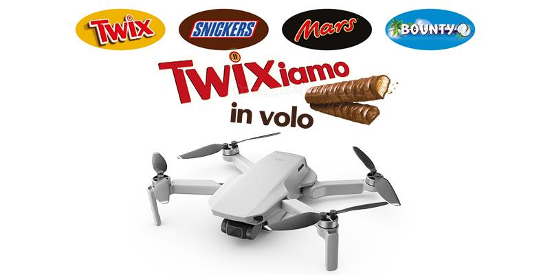concorso Twixiamo in volo