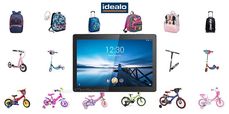 contest Idealo #idealoBackToSchool