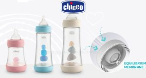 diventa tester biberon Chicco Perfect5