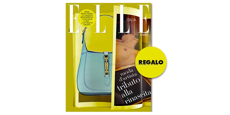 coupon omaggio Elle 34 2020