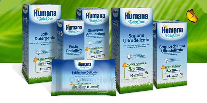 kit Humana linea BabyCare
