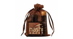 kit omaggio Nashi Argan