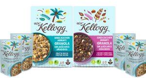 kit tester prodotti Kellogg's W.K. Kellogg