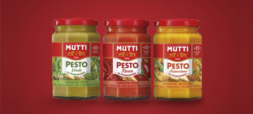 pesti di pomodoro Mutti
